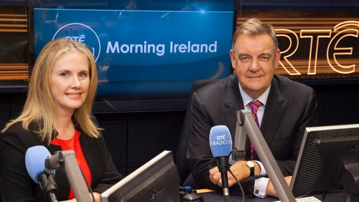 Morning Ireland Tuesday 14 May 2019