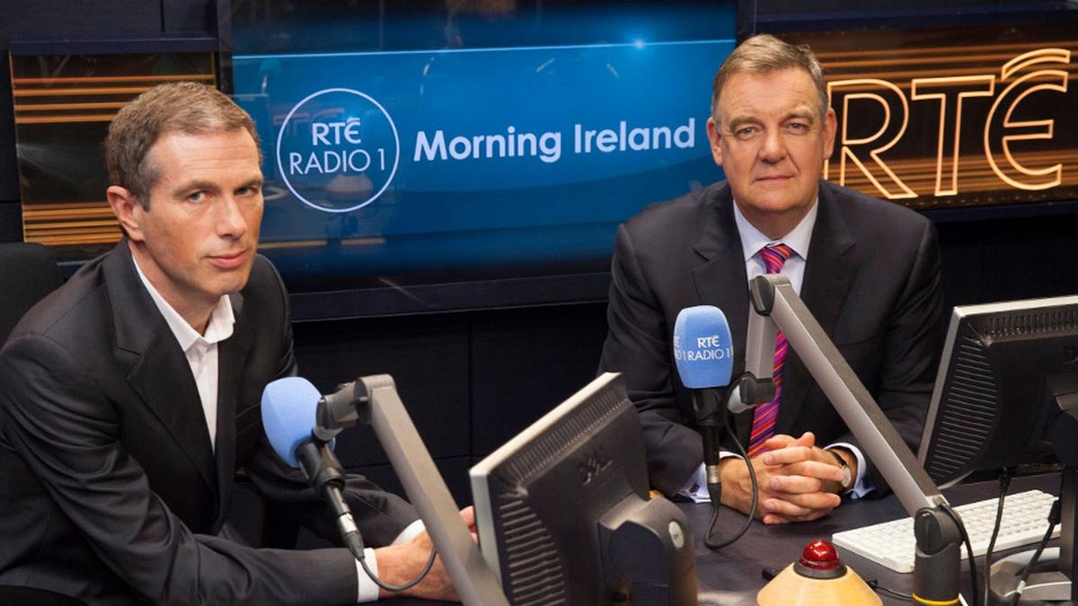 Morning Ireland Thursday 7 June 2018