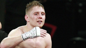 Jason Quigley is making gains in the WBC standings