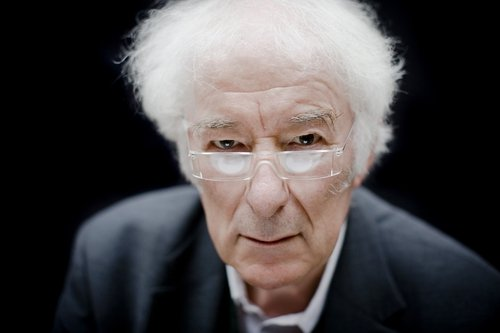 Seamus Heaney: generous space allocated to his biographical notes in Writers - Their Lives and Works