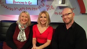 Deborah Costello, Taragh Loughrey-Grant and Colman Noctor