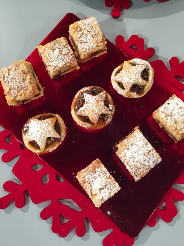 Eunice Power's Christmas Mince Pies