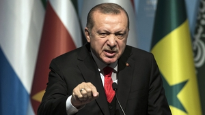 Turkish President Recep Tayyip Erdogan hosted the summit of Muslim countries in Istanbul