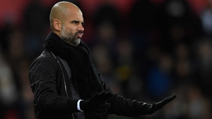 Pep Guardiola: 'This record will be broken, but it will not be easy because (to win) 15 games in a row in the Premier League is so complicated.'