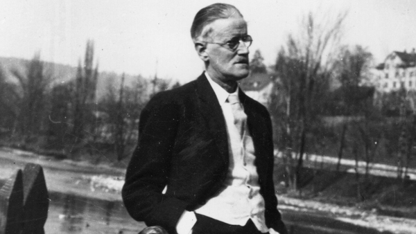 """No-one has ever captured the Irish better than James Joyce"""