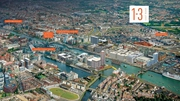 Glenveagh said the two hectare site in Dublin Docklands had the potential to hold up to 450 residential units