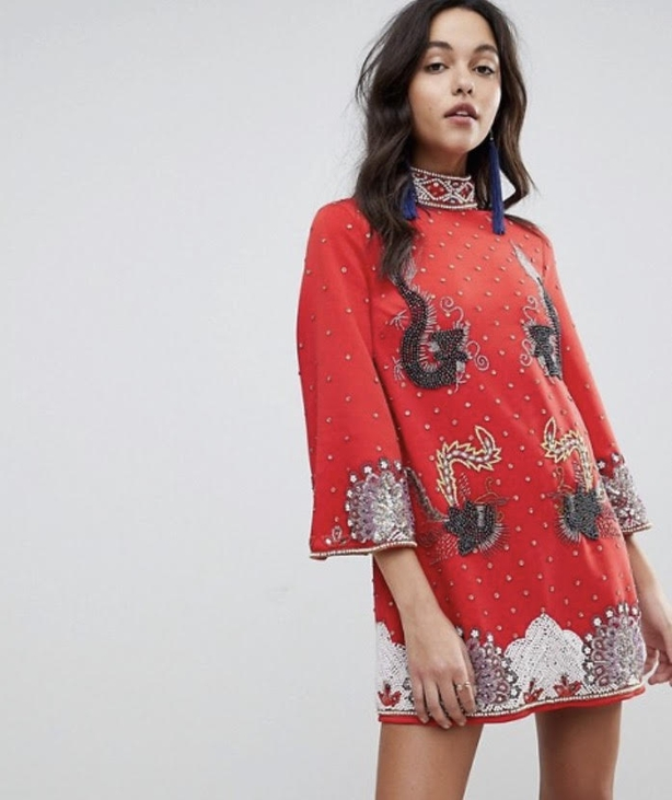 ASOS Shift Mini - €205