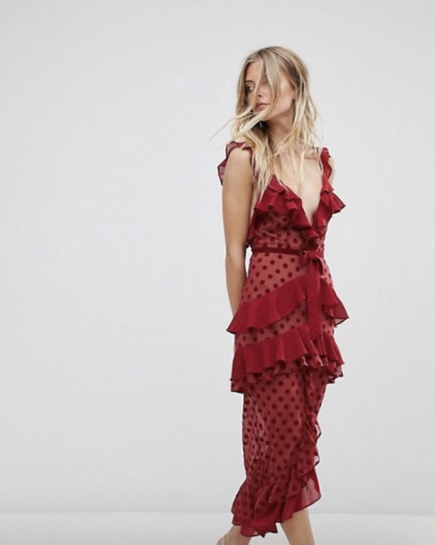 ASOS For Love and Lemons Dress - €285