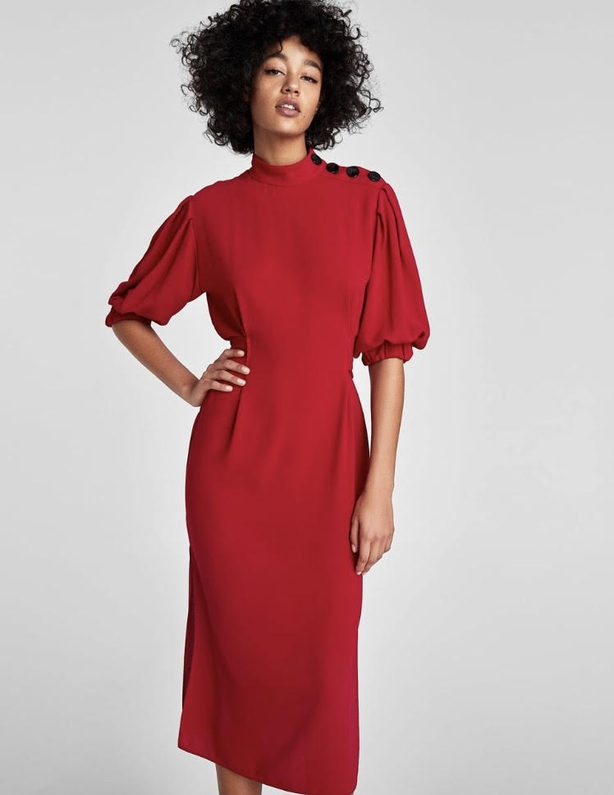 Zara Midi Dress - €49.95