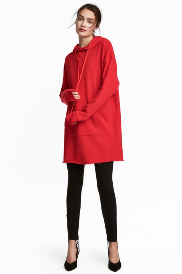 H&M Hooded Sweatshirt Dress - €22.99