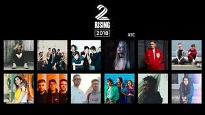 The 2FM Rising List 2018