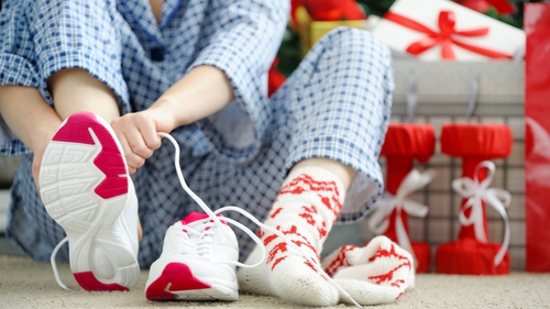 Derval O'Rourke's Top 5 Tips for Staying Fit this Christmas