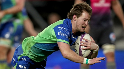 Kieran Marmion has signed a deal that will keep him at Connacht beyond the 2019 Rugby World Cup