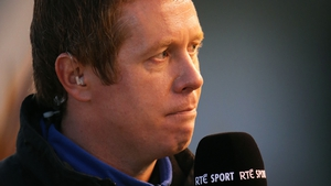 Hugh Cahill will present RTÉ Racing from Leopardstown