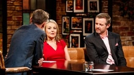Fiona and Tim Tuomey | The Late Late Show