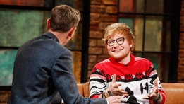 Ed Sheeran | The Late Late Show