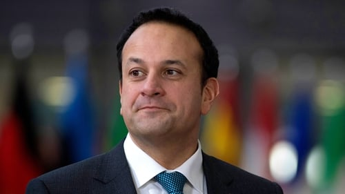The Taoiseach will meet troops serving overseas
