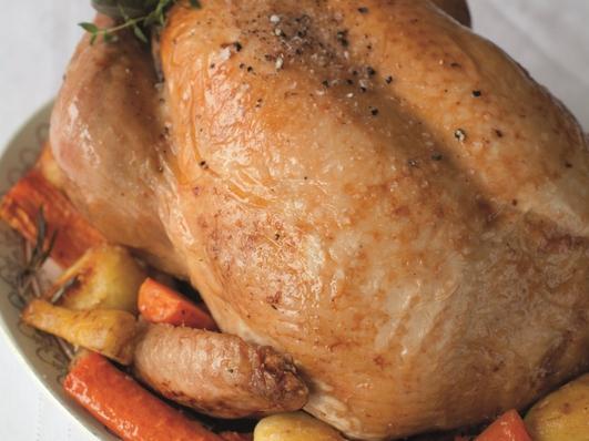 Neven's Recipes - Buttermilk brind, Roast turkey.