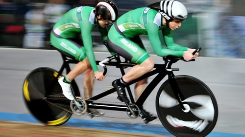 Katie-George Dunlevy and Eve McCrystal are among the medals again