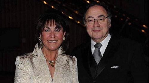 Barry Sherman and his wife Honey were found dead in their home yesterday