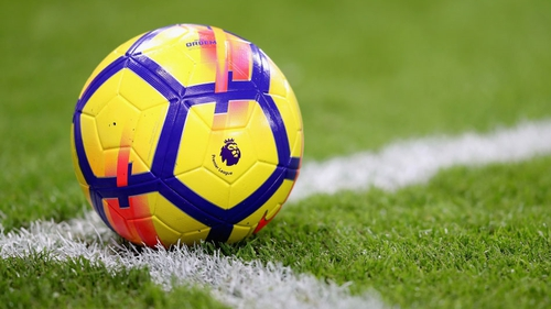 English football has been suspended until at least 30 April