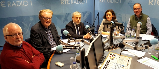 Ryanair - Fianna Fáil/Sinn Féin Relationship - Scientology - Review of Dáil Term