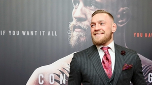 Conor McGregor has been charged with assault and criminal mischief