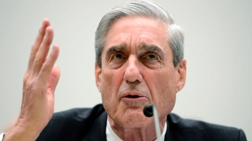 Robert Mueller is leading the investigation into allegations that there was collusion between Donald Trump's campaign team and Moscow