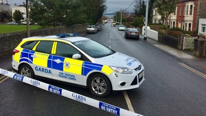Gardaí are at the scene and the road is currently closed