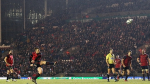 Ian Keatley kicked Munster to victory