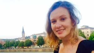 Rebecca Dykes' body was found near a motorway