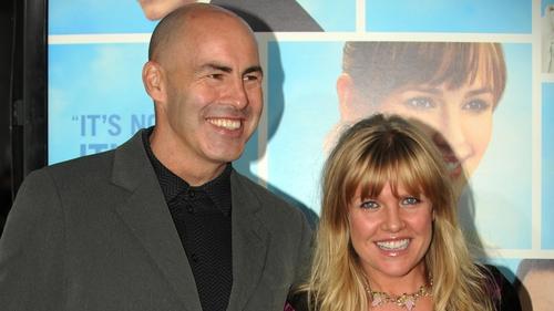 Ashley Jensen is devastated over the shock death of her husband