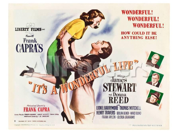 Why It's A Wonderful Life still resonates today