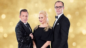 Loraine Barry is a judge on RTÉ's Dancing with the Stars