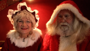 Day 20: Mr. and Mrs. Claus