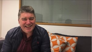 Pat Shortt on Christmas traditions & New Year resolutions