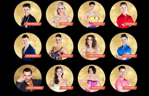dancing with the stars relationships 2018