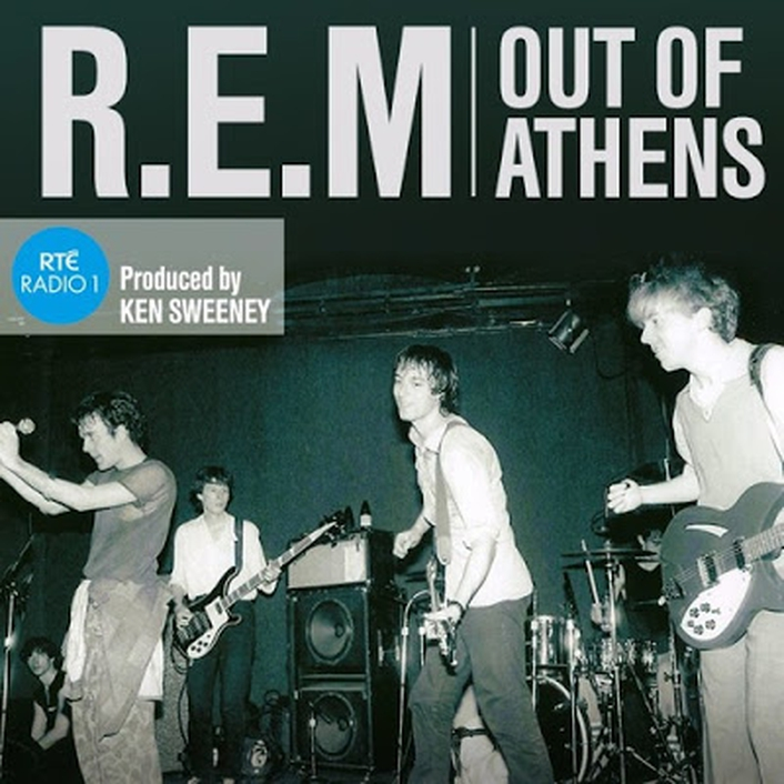 """""""REM: Out Of Athens"""", a documentary on RTÉ Radio 1"""