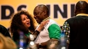 Cyril Ramaphosa is the new leader of South Africa's ANC party