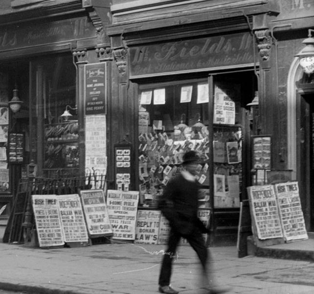 Century Ireland Issue 116 - Newspaper Stand