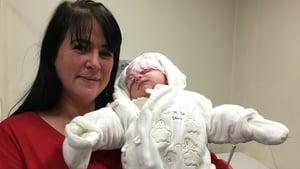 Sinéad Kane meets baby Sinéad