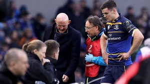 Johnny Sexton may feature against Connacht