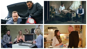Find out what's happening in Coronation Street, Emmerdale, Fair City and EastEnders this Christmas