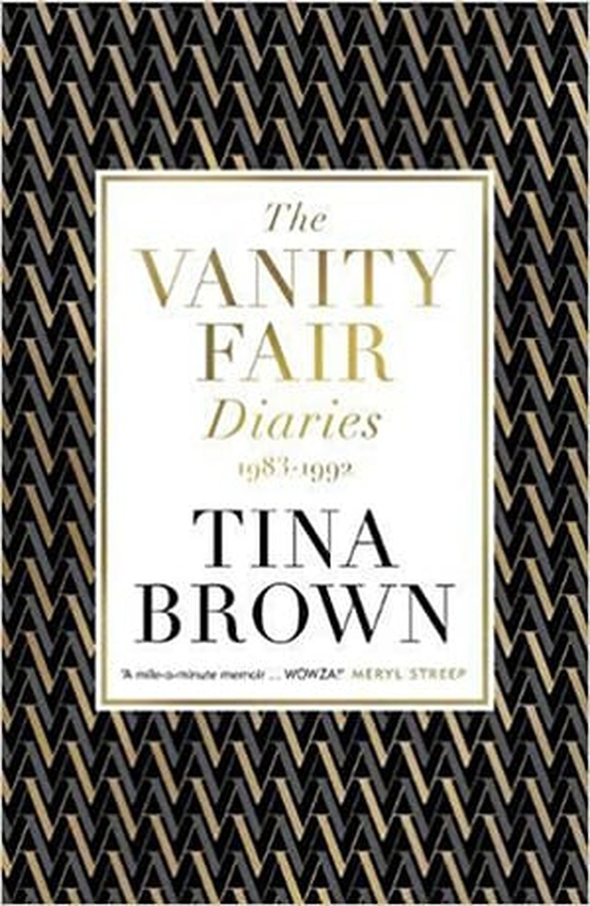 "Review:   ""Vanity Fair Diaries, 1983 - 1992"" by Tina Brown"