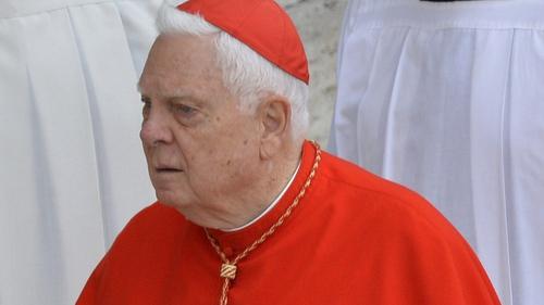 Cardinal Bernard Law resignation send shockwaves through the Catholic church