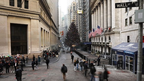 Stock markets have rallied for months on prospect of tax cuts for corporations