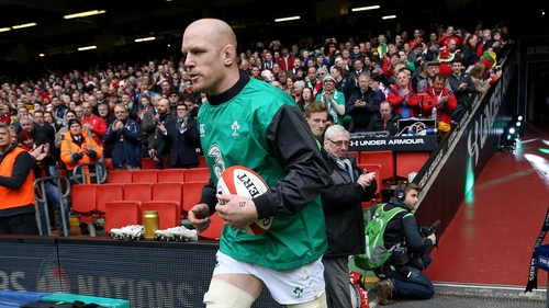 Paul O'Connell retired from rugby in 2016.