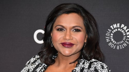 Mindy Kaling is a mom