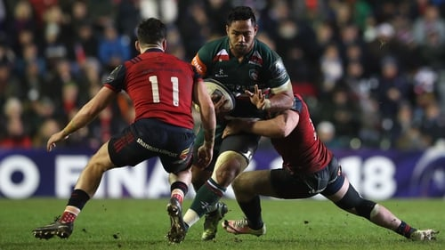Manu Tuilagi saves his England career by signing for Sale Sharks