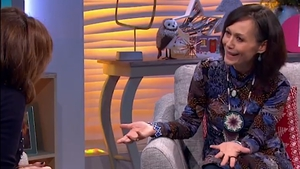 """Leah Bracknell - """"It's obviously part of one's life, whether it's cancer or another disease or chronic condition, but the point is, it's life. It's living"""""""
